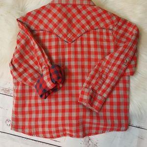 Wrangler Shirts & Tops - Girls Wrangler Shirt